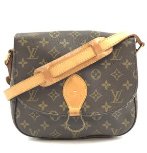 Louis Vuitton Monogram Canvas Saint Cloud Cross Body Bag