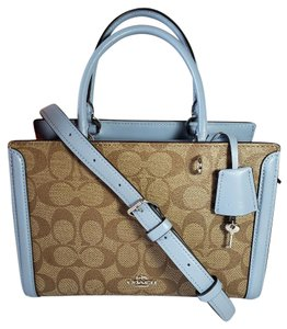 1dea436e0f4 Green Coach Bags - 70% - 90% off at Tradesy