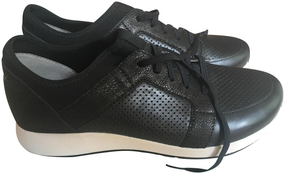 348e1428d9434 Black Cozette Nappa Sneakers