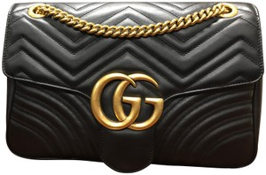 Gucci Trendy Classic Leather Luxury Shoulder Bag
