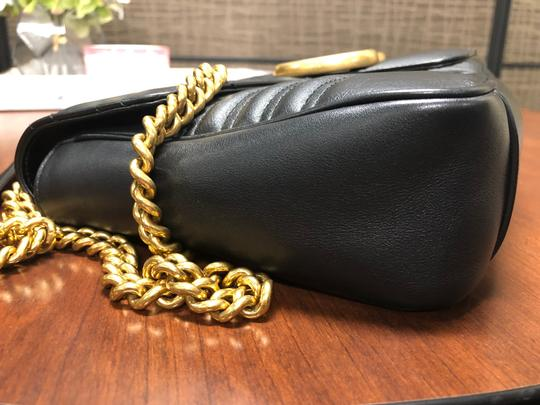 Gucci Trendy Classic Leather Luxury Shoulder Bag Image 10