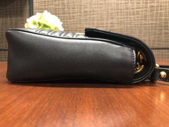 Gucci Trendy Classic Leather Luxury Shoulder Bag Image 9