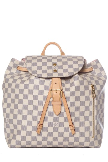 Preload https://img-static.tradesy.com/item/25479248/louis-vuitton-sperone-creme-and-navy-damier-azur-canvas-backpack-0-0-540-540.jpg