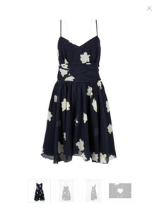 Boy. by Band of Outsiders short dress navy on Tradesy