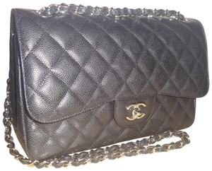 Chanel Classic Double Flap Shoulder Bag