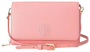 Tory Burch Summer Leather Purse Cross Body Bag