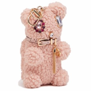Tory Burch NWT Tory Burch Bear Key Ring Bag Charm