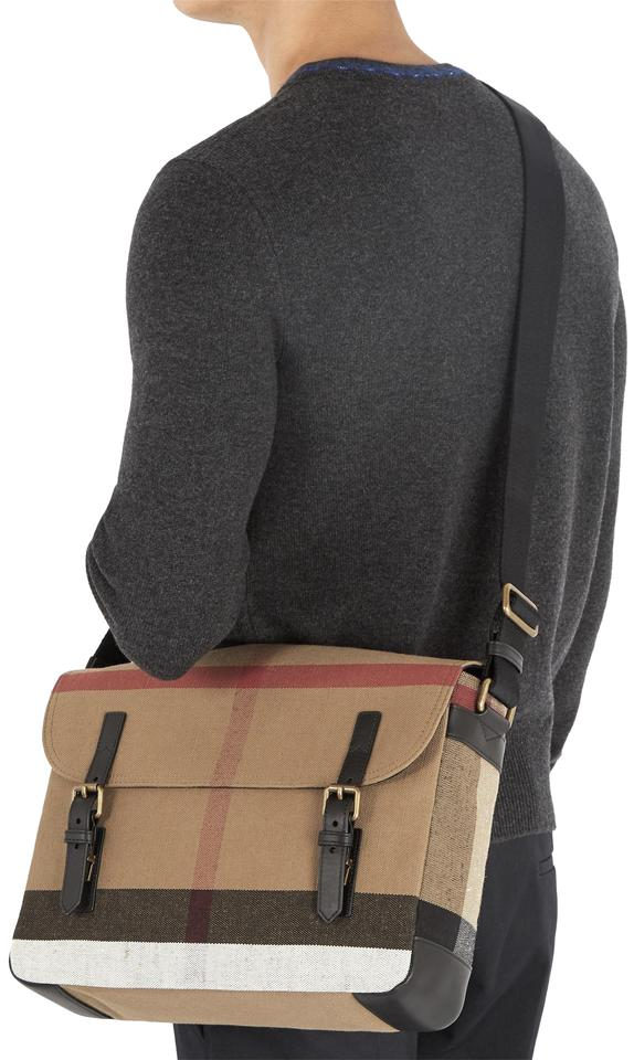 aa7bcb785fd Burberry Messenger Bags - Up to 70% off at Tradesy
