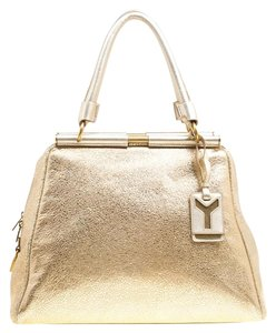 c55bbc959cd Gold Saint Laurent Totes - Up to 70% off at Tradesy