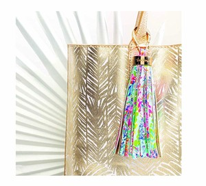 Lilly Pulitzer Ultimate Tassel Keychain