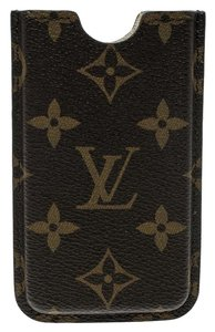 Louis Vuitton Monogram Canvas iPhone 4 Hardcase Cover