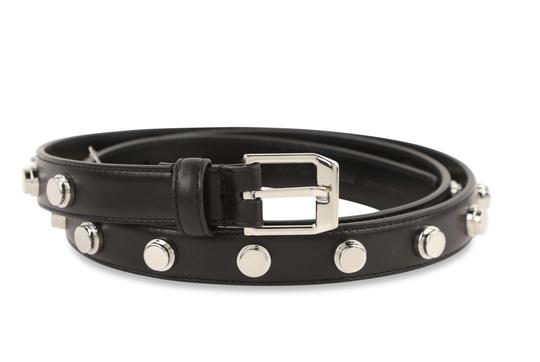 Preload https://img-static.tradesy.com/item/25482643/saint-laurent-black-studded-belt-0-2-540-540.jpg