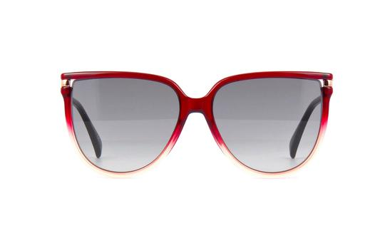 Preload https://img-static.tradesy.com/item/25482653/givenchy-red-pink-gv7131-two-tone-cat-eye-sunglasses-0-0-540-540.jpg