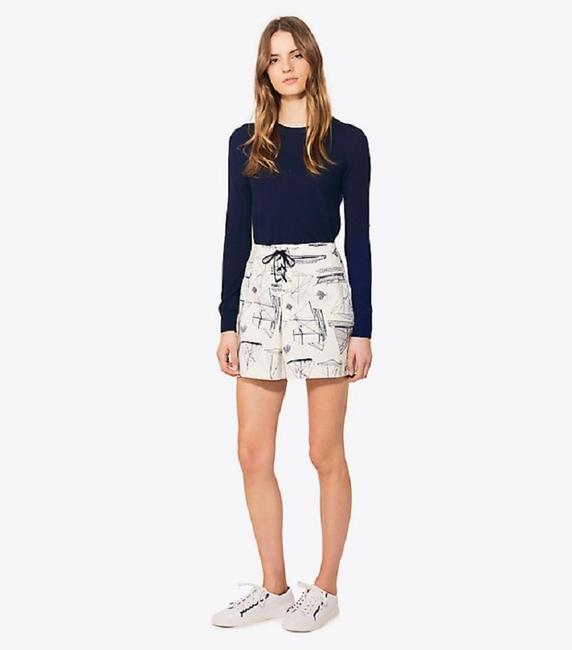 Tory Burch Skort blue and white Image 10