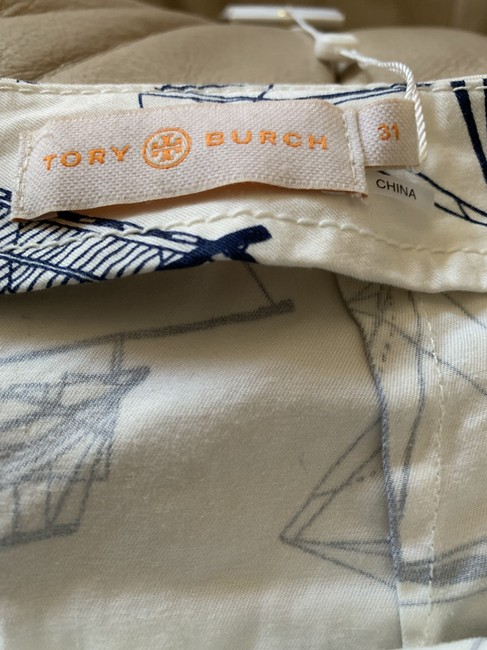 Tory Burch Skort blue and white Image 9