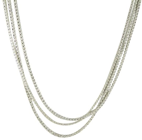 Preload https://img-static.tradesy.com/item/25483198/john-hardy-sterling-silver-classic-chain-three-row-16-18-necklace-0-1-540-540.jpg