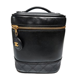 a552a1b00a5 Chanel Makeup Bags | Chanel Cosmetic Bags on Sale - Up to 70% off at ...