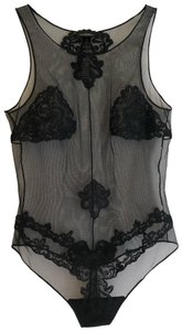 La Perla Top Black