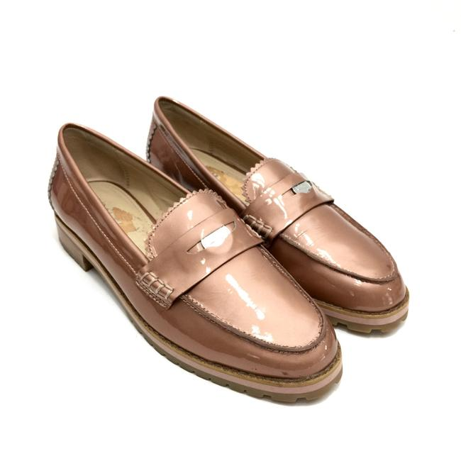 Item - Pink Penny Patent Leather Loafer Flats Size US 7 Regular (M, B)