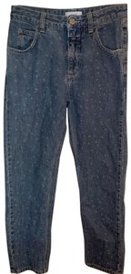 CLOSED Capri/Cropped Denim-Medium Wash