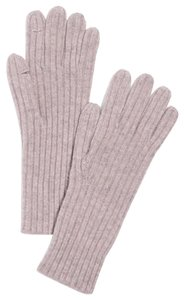 Madewell Madwell Ribbed Texting Gloves Blush pink one size