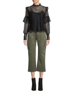 Redemption Capri/Cropped Pants Military green