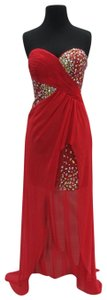 Terani Couture Short Prom Homecoming Dress