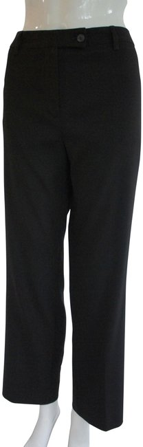 Item - Black Wool with Pockets Pants Size 10 (M, 31)