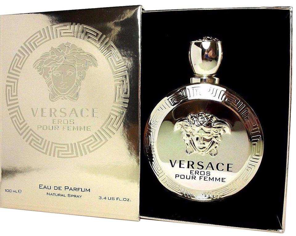 Versace Crystal Eros Pour Femme Eau De Parfum Spray 3 4 Oz 100 Ml Fragrance 26 Off Retail