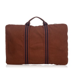 0364218f8a Get Hermès Weekend & Travel Bags for 70% Off or Less at Tradesy