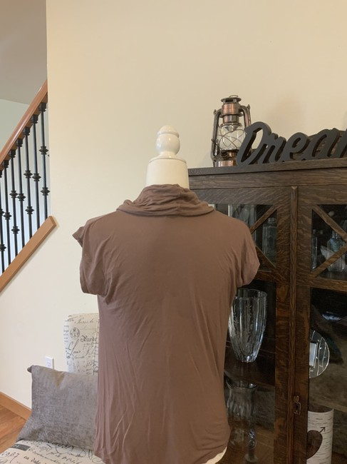 Charlotte Russe T Shirt Muted brown Image 1
