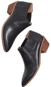 78715cb72 Madewell Black The Myles Ankle Boots/Booties Size US 8 Regular (M, B ...