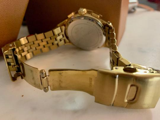 Michael Kors Gold studded watch Image 1