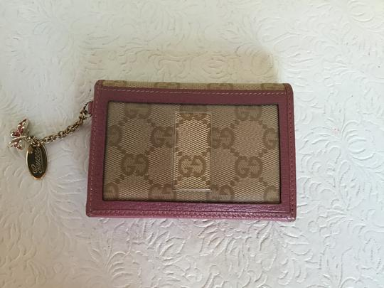 Gucci Gucci Wallet Butterfly #G090 Authenticity Verified Image 1