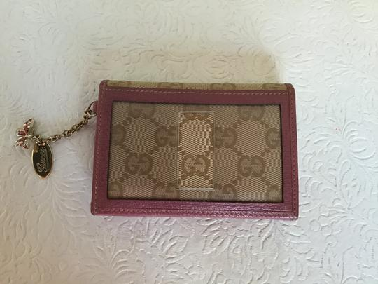 Gucci Gucci Wallet Butterfly #G090 Authenticity Verified Image 8