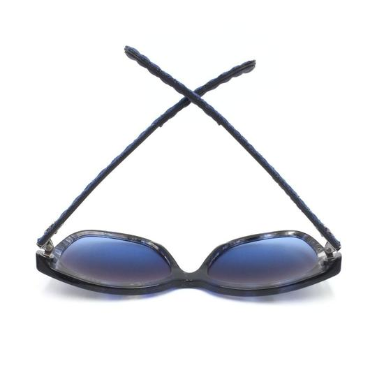 Chanel Brushed Square Denim Sunglasses 5343 1552/S2 Image 6
