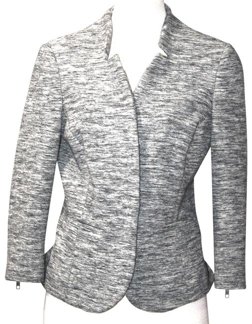 Preload https://img-static.tradesy.com/item/25488774/pure-collection-grey-cotton-knit-jacket-size-4-s-0-1-650-650.jpg