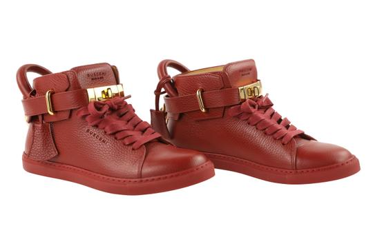 Buscemi Red Athletic Image 1
