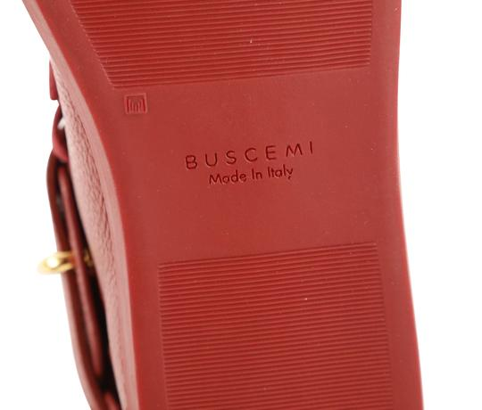 Buscemi Red Athletic Image 10
