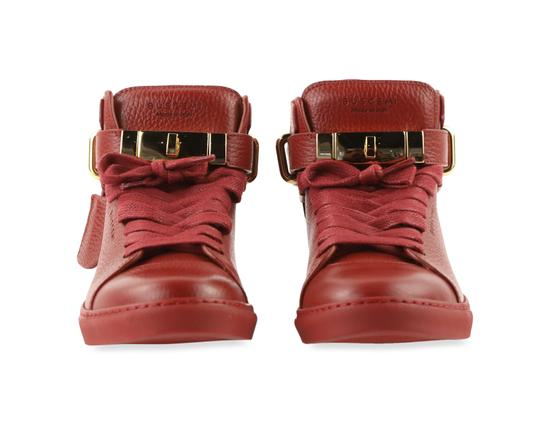 Buscemi Red Athletic Image 2