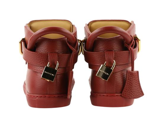 Buscemi Red Athletic Image 3