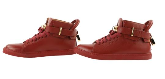 Buscemi Red Athletic Image 4
