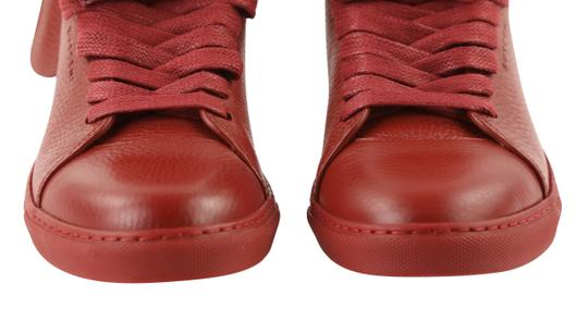 Buscemi Red Athletic Image 5