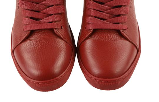 Buscemi Red Athletic Image 6