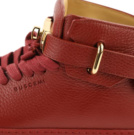 Buscemi Red Athletic Image 7
