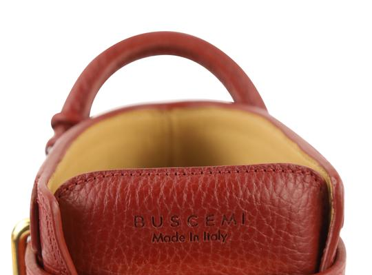 Buscemi Red Athletic Image 8