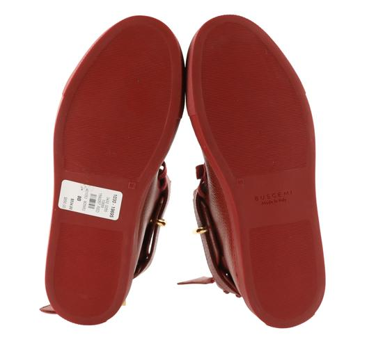 Buscemi Red Athletic Image 9