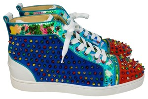 8d7b4d41644 Christian Louboutin Sneakers - Up to 70% off at Tradesy (Page 3)