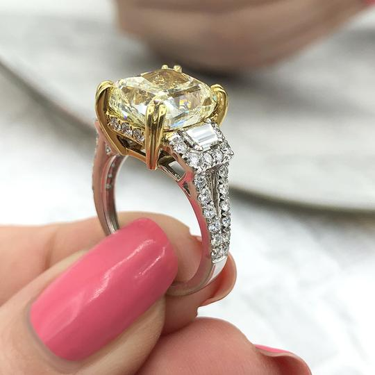 Preload https://img-static.tradesy.com/item/25488856/fancy-yellow-light-18k-white-gold-two-tone-with-719ct-engagement-ring-0-0-540-540.jpg