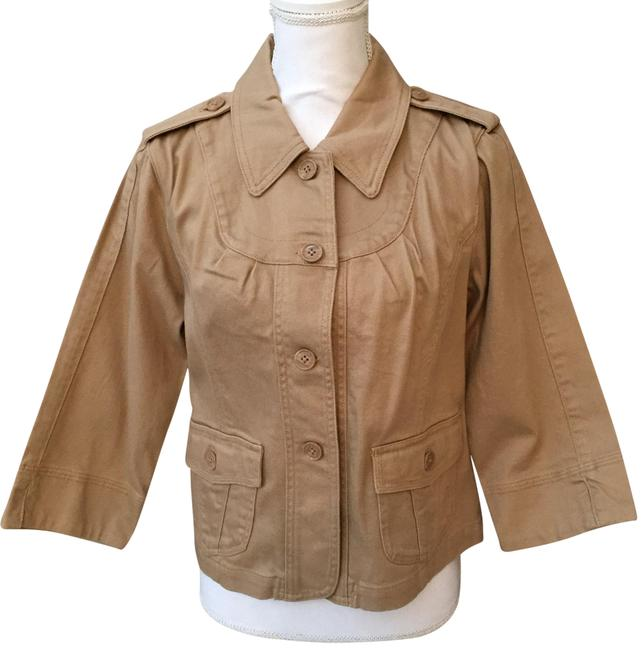 Preload https://img-static.tradesy.com/item/25488871/khaki-jacket-coat-size-4-s-0-1-650-650.jpg
